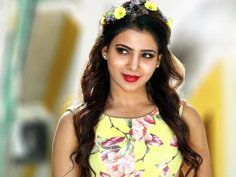 Samantha Ruth Prabhu Wallpapers