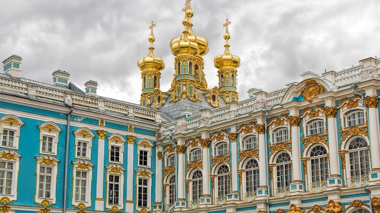 Catherine Palace Wallpapers