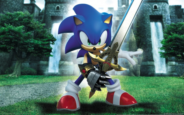 Sonic and the Black Knight HD Wallpapers