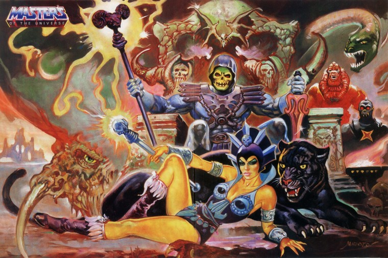 Masters Of The Universe Wallpapers