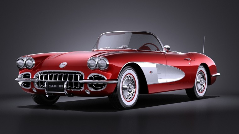 Chevrolet Corvette (C1) Wallpapers