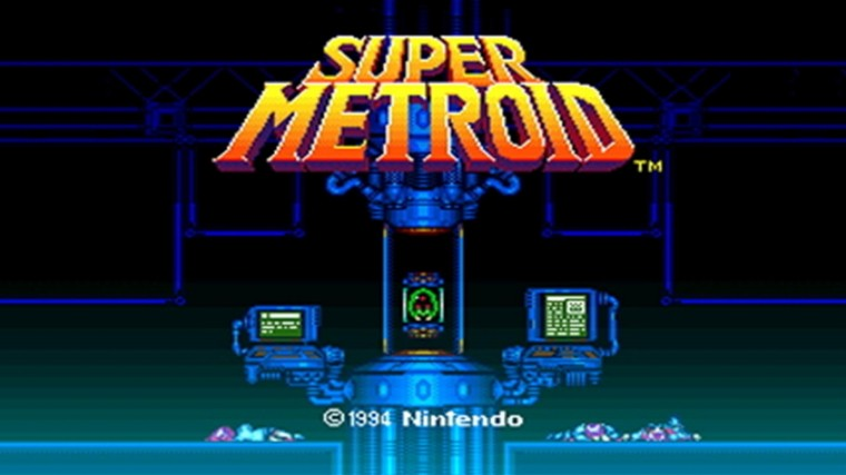 Super Metroid HD Wallpapers