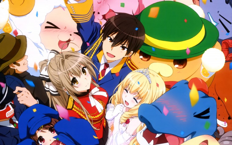 Amagi Brilliant Park Wallpapers