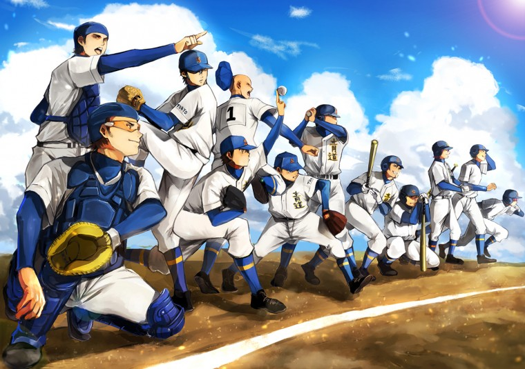Ace of Diamond Wallpapers