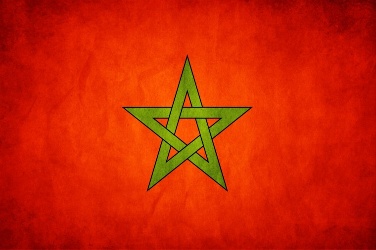 Flag Of Morocco Wallpapers