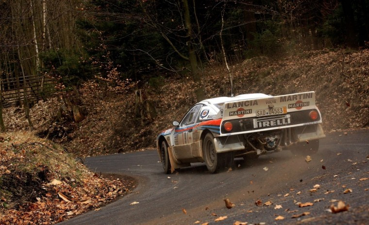 Lancia 037 Wallpapers