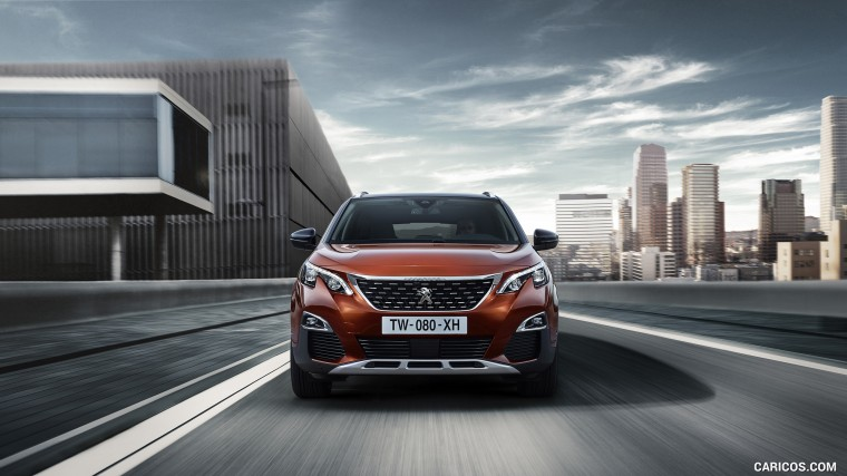 Peugeot 3008 Wallpapers