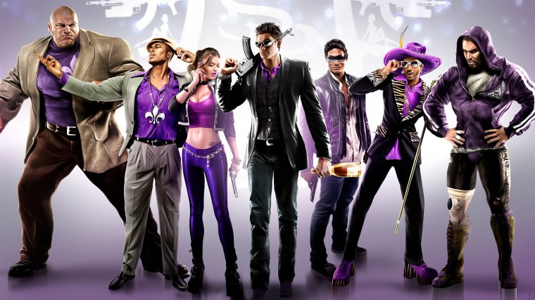 Saints Row: The Third HD Wallpapers