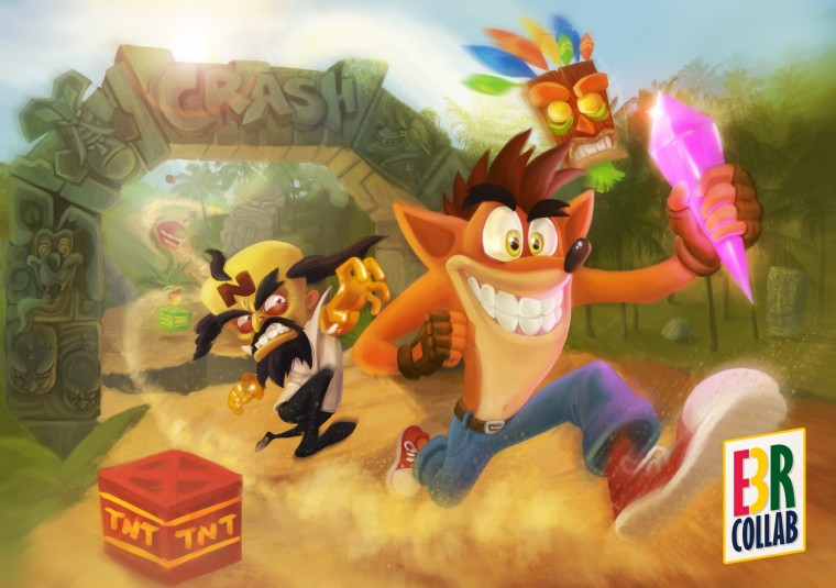 Crash Bandicoot HD Wallpapers