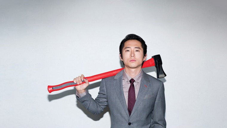 Steven Yeun Wallpapers