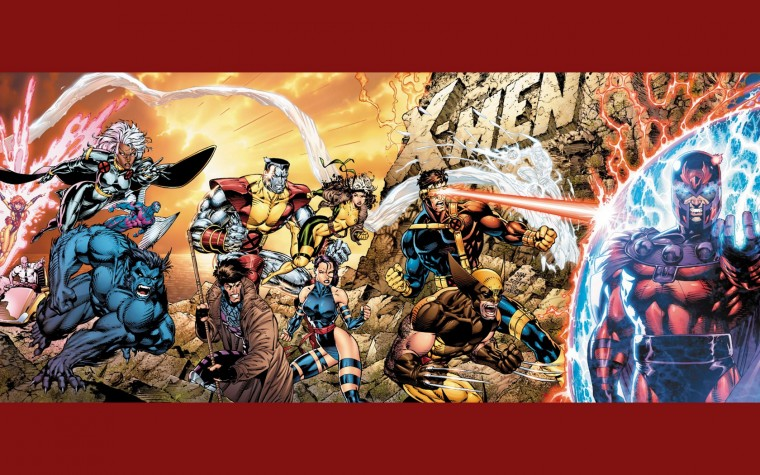 Uncanny X-Men Wallpapers