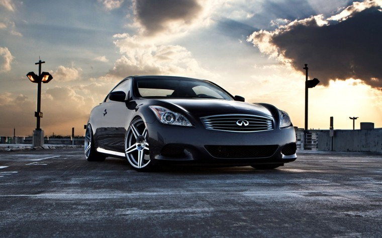 Infiniti G37 Wallpapers