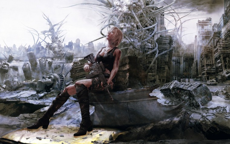 Parasite Eve HD Wallpapers