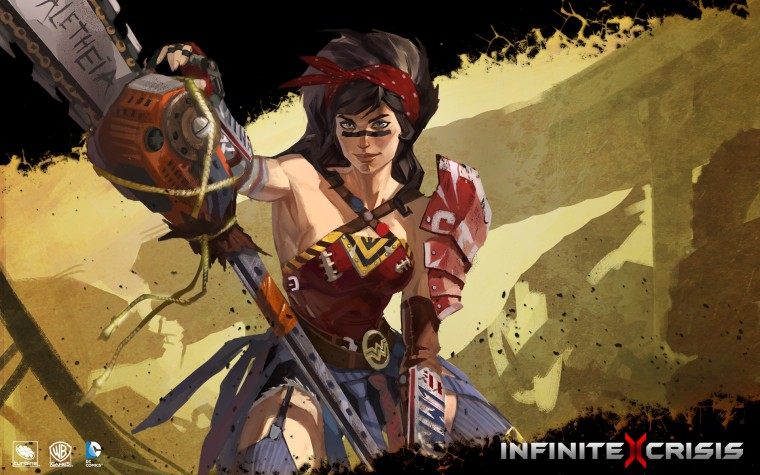 Infinite Crisis Wallpapers