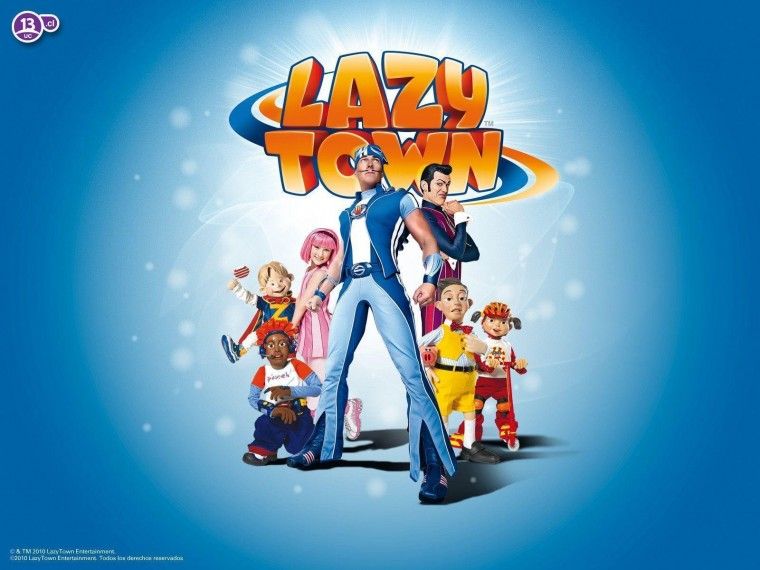 LazyTown Wallpapers