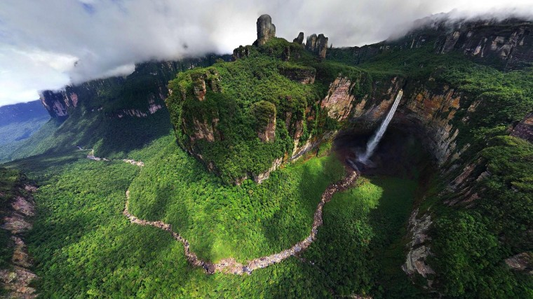 Angel Falls Wallpapers