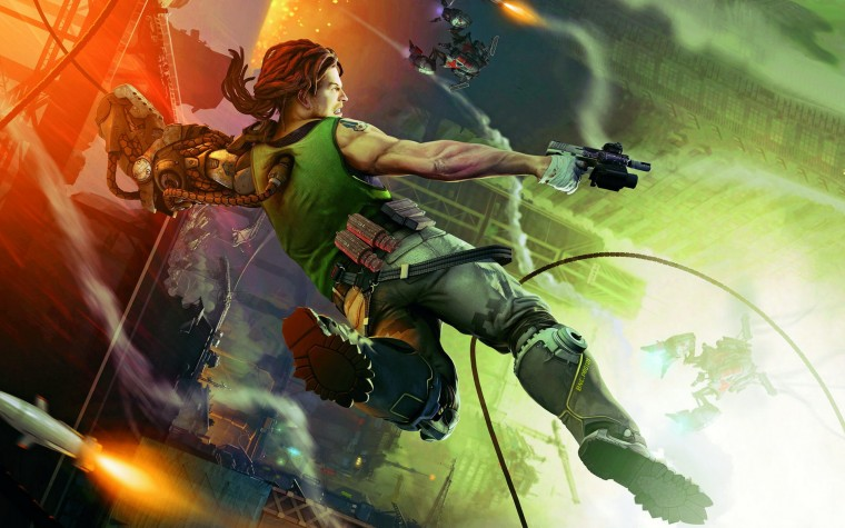 Bionic Commando HD Wallpapers