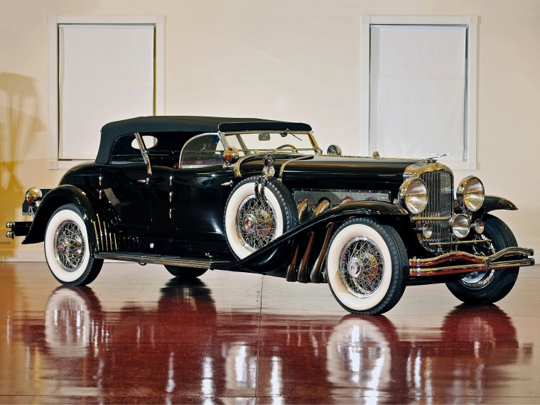 Duesenberg Model J Wallpapers