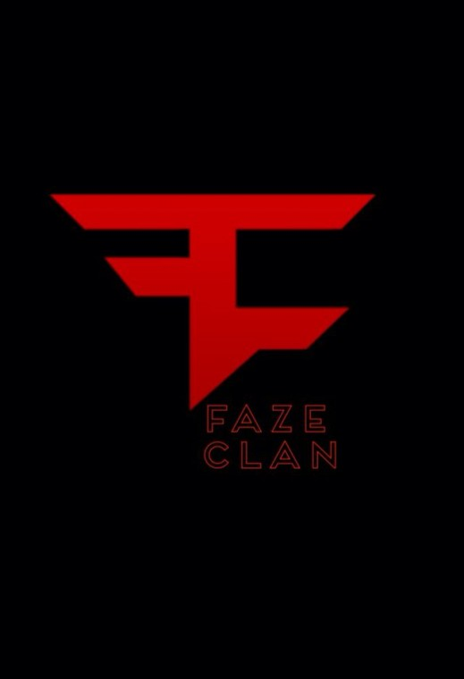 Faze Logo Wallpaper for iPhone