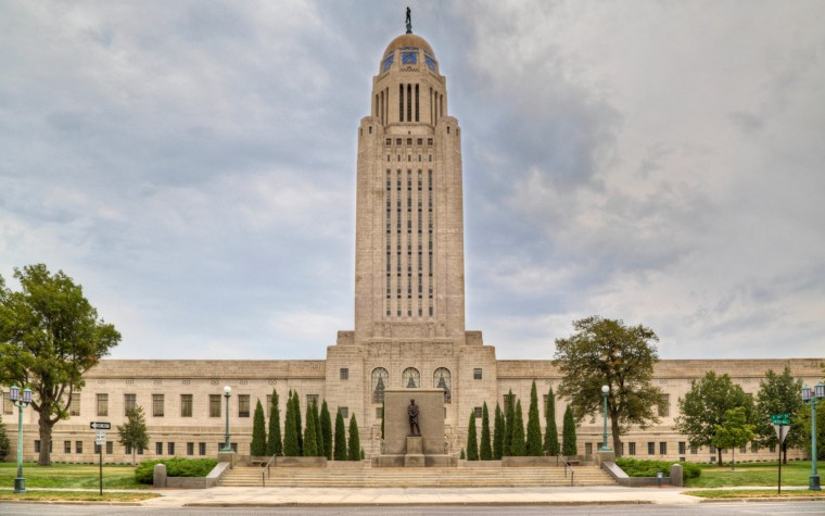 Nebraska State Capitol Wallpapers