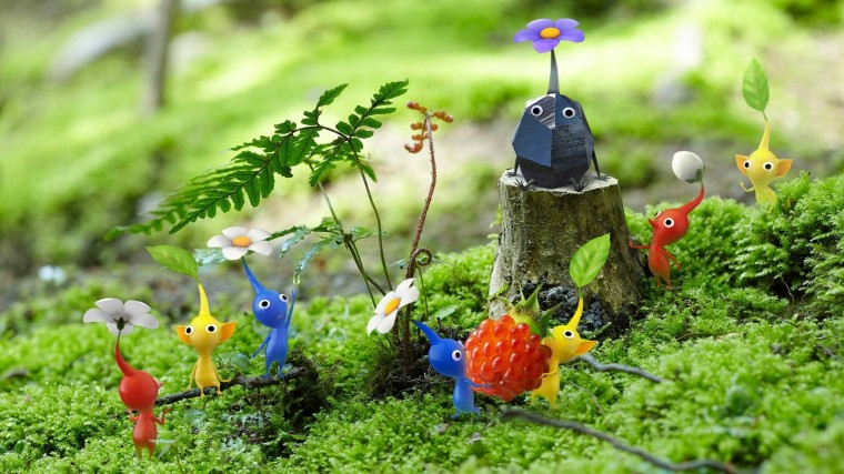 Pikmin HD Wallpapers
