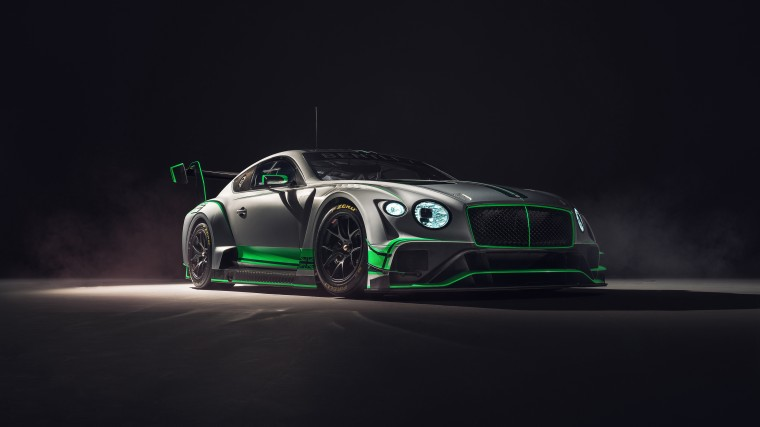 Bentley Continental GT3 Wallpapers