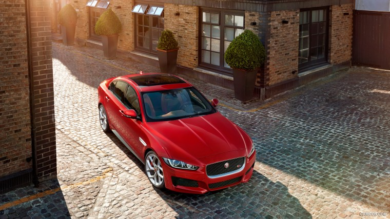 Jaguar XE Wallpapers