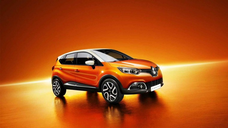 Renault Captur Wallpapers