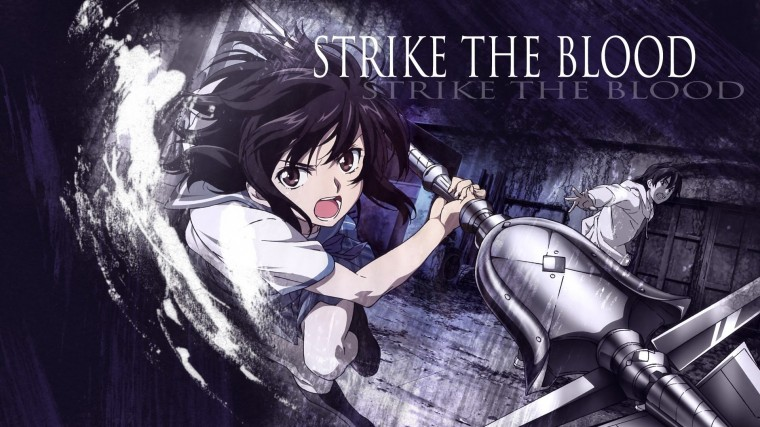 Strike the Blood Wallpapers