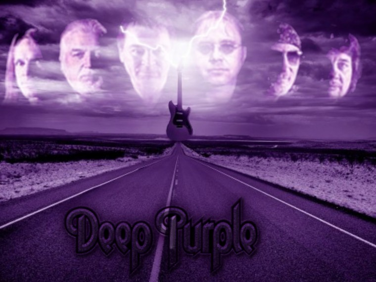Deep Purple Wallpapers