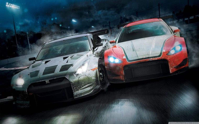 Need For Speed: Shift 2 Unleashed HD Wallpapers