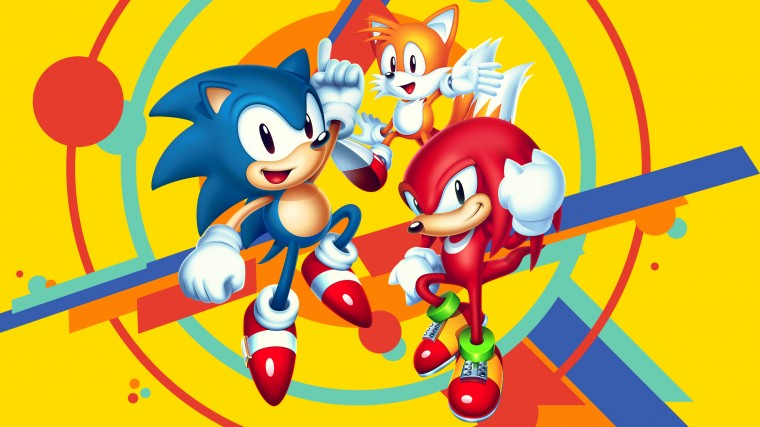 Sonic Mania HD Wallpapers