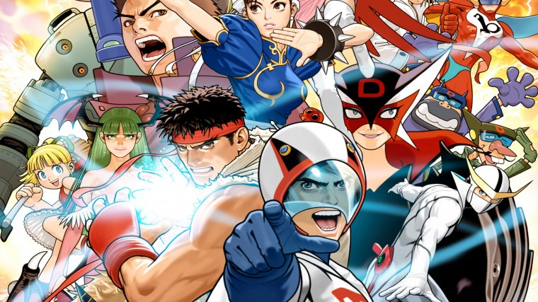 Tatsunoko Vs. Capcom HD Wallpapers