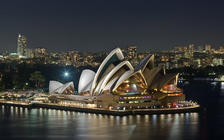 Sydney Opera House Wallpapers