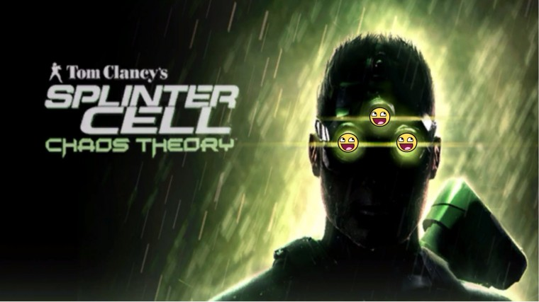 Tom Clancy's Splinter Cell: Chaos Theory HD Wallpapers