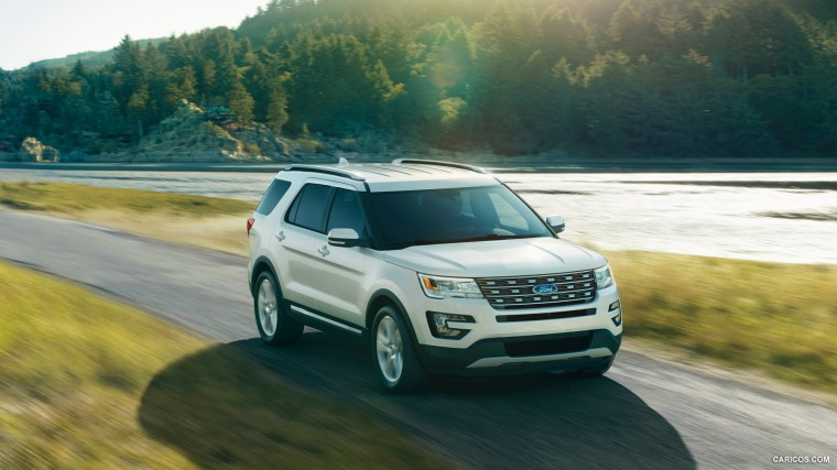 Ford Explorer Wallpapers
