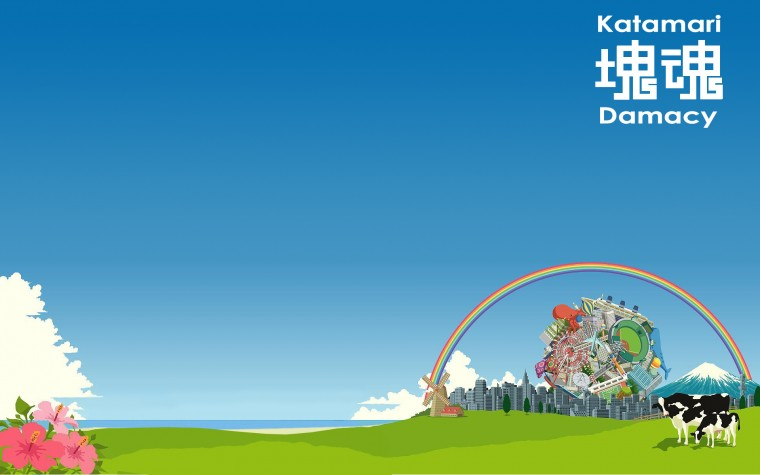 Katamari Damacy HD Wallpapers