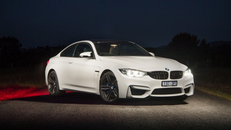 BMW M4 Coupe Wallpapers