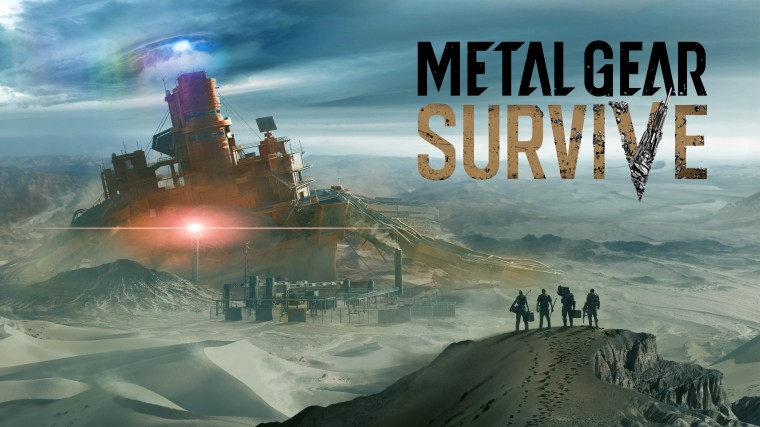 Metal Gear Survive HD Wallpapers