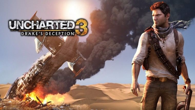 Uncharted 3: Drake's Deception HD Wallpapers