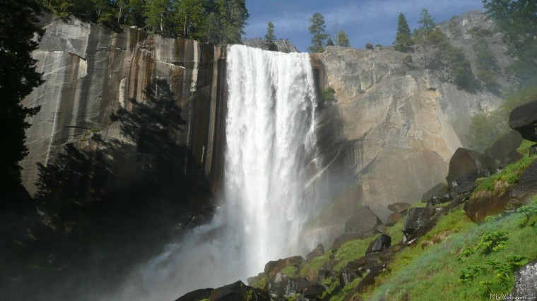 Vernal Falls Wallpapers
