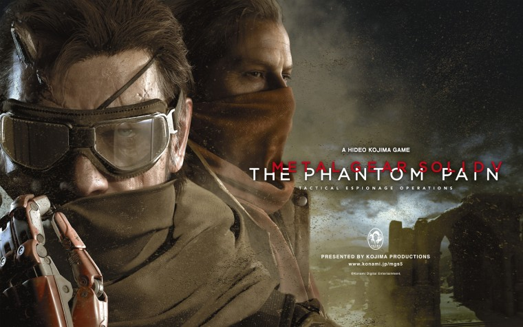 Metal Gear Solid V: The Phantom Pain HD Wallpapers