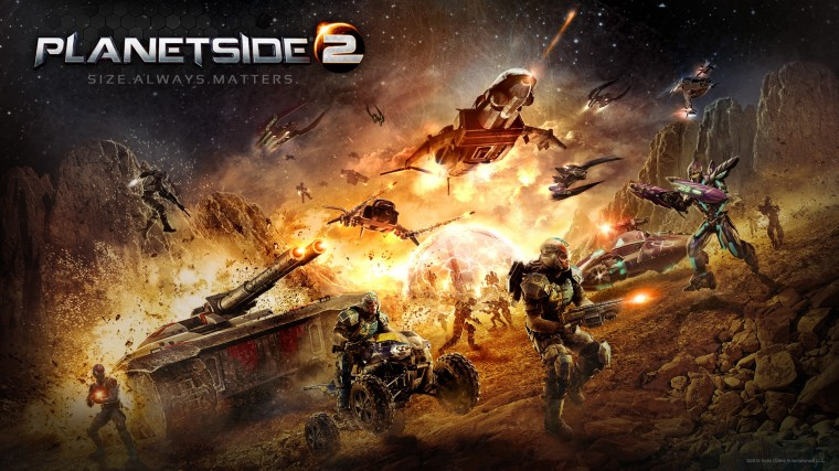 Planetside 2 HD Wallpapers
