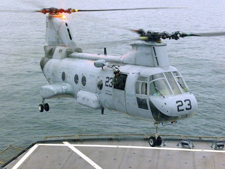 Boeing Vertol CH-46 Sea Knight Wallpapers