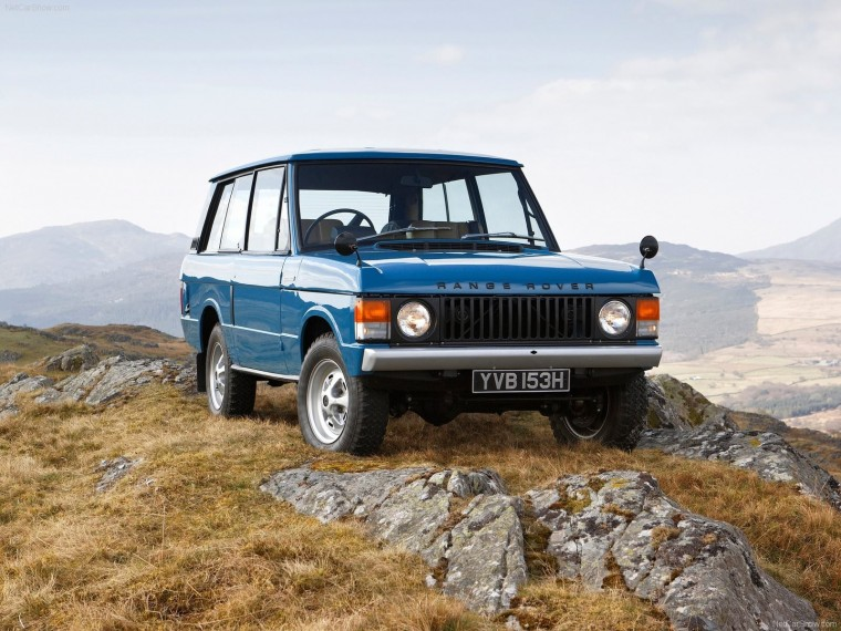 Range Rover Classic Wallpapers