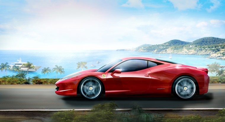 Test Drive Unlimited 2 HD Wallpapers