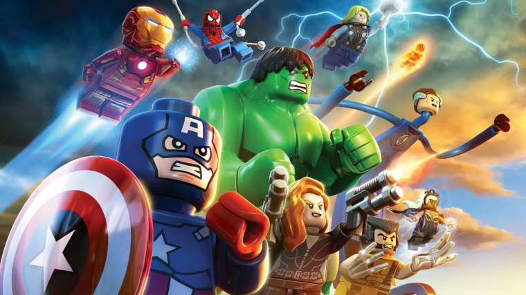 LEGO Marvel Super Heroes HD Wallpapers