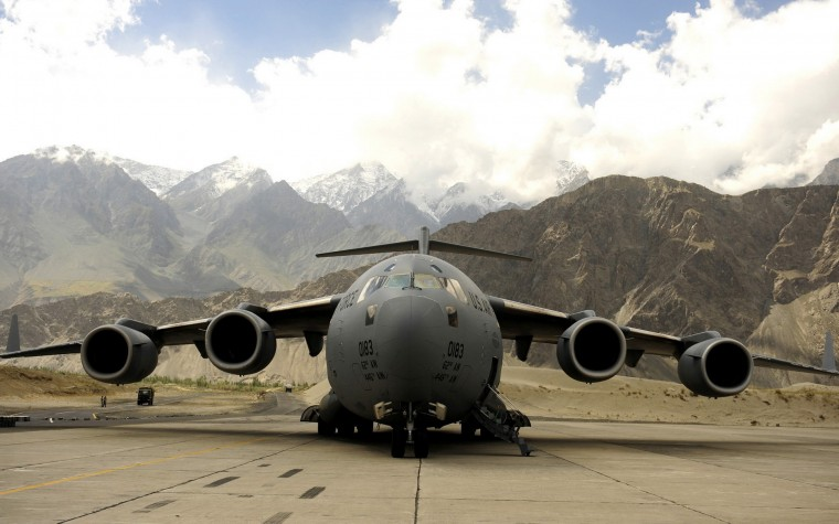 Military Transport Aircraft Wallpapers