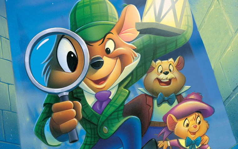 The Great Mouse Detective Wallpapers