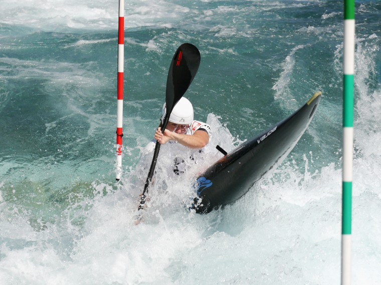 Whitewater slalom Wallpapers